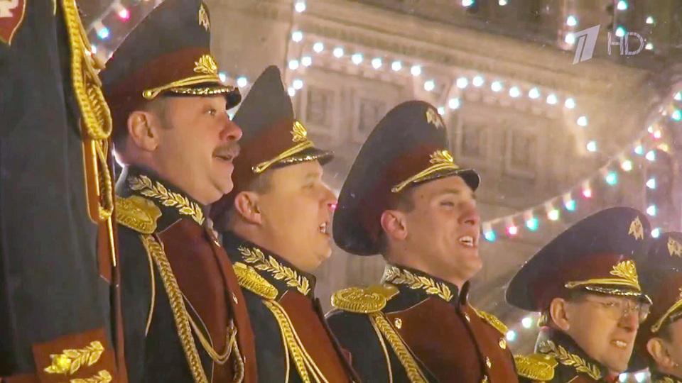 Клип вместо дубинок: Росгвардия подготовила россиянам новогодний подарок