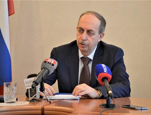 Свыше 90% опрошенных читателей «Набата» не поддерживают деятельность губернатора Александра Левинталя