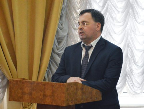 Главой Биробиджанского муниципального района избран Сергей Солтус