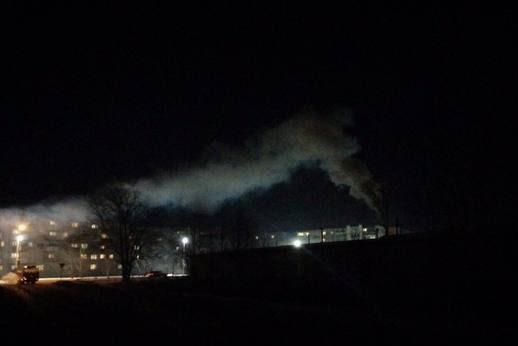 Все чисто: Роспотребнадзор не обнаружил загрязняющих веществ в воздухе на Бумагина