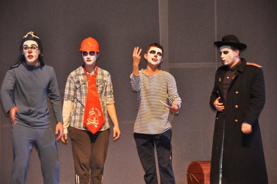 В Биробиджане состоялась церемония открытия Года театра