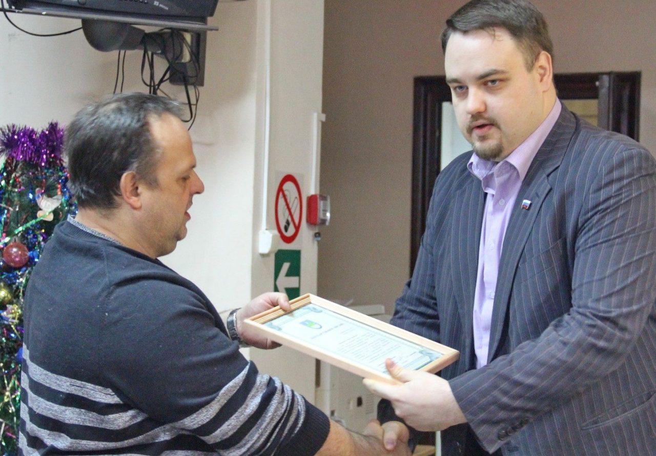 Редакция «Набата» выступила инициатором торжественного приёма для журналистов независимых СМИ по случаю Дня российской печати