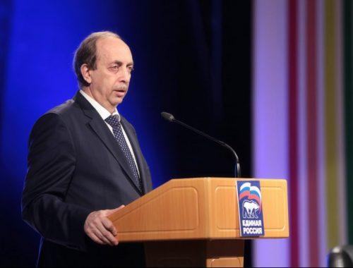 Скорую отставку Левинталя подтверждает рейтинг политустойчивости губернаторов