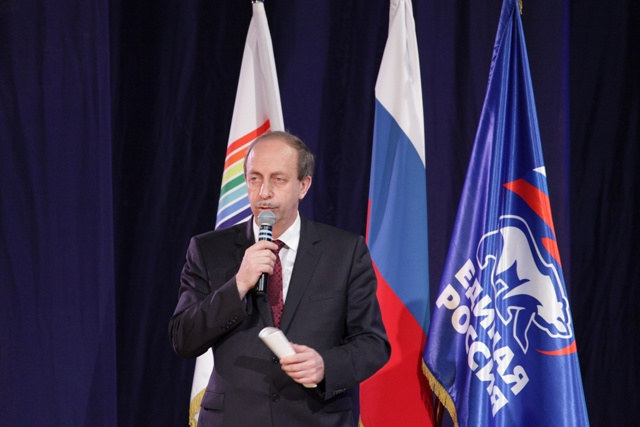 Левинталь опроверг сообщения СМИ о своей отставке
