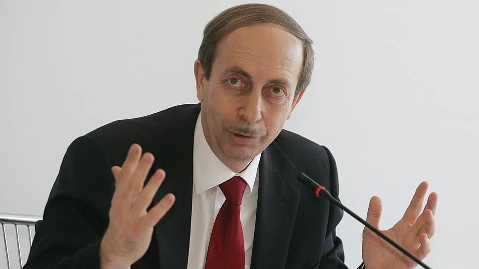 Александр Левинталь поднялся в нацрейтинге за счет «провалившихся» губернаторов