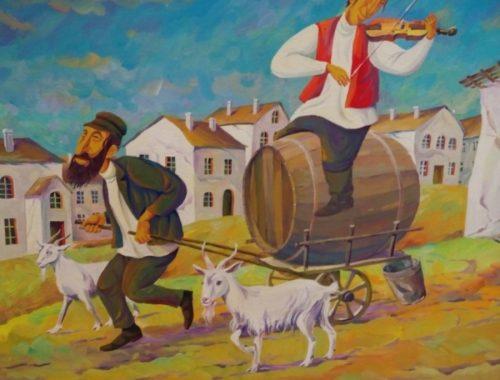 В музее современного искусства ЕАО откроется персональная выставка Владислава Цапа