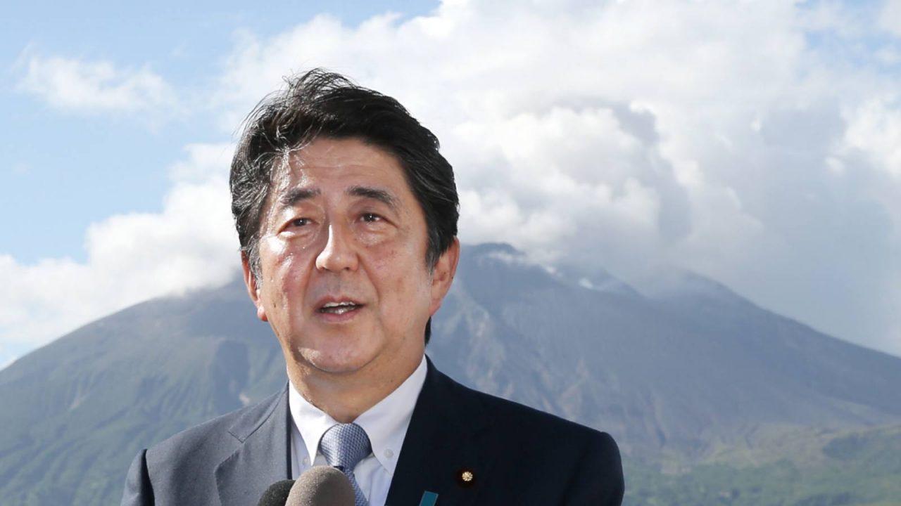 Премьер-министр Японии поклялся поставить точку в переговорах с Россией по Курилам