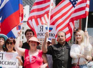 НТВ показало сюжет о бегстве американцев от плохой жизни в Россию