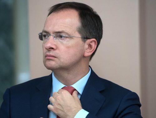 Владимир Мединский предсказал пользователям интернет «по паспорту»