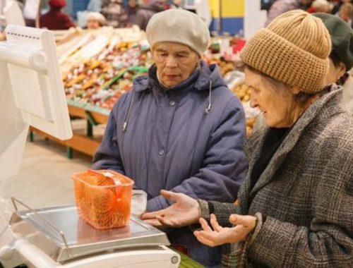 Инфляция в России ускорилась почти вдвое