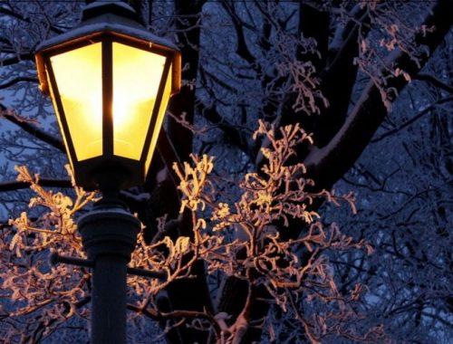 Лампочки уличного освещения повесят в Николаевке по решению суда