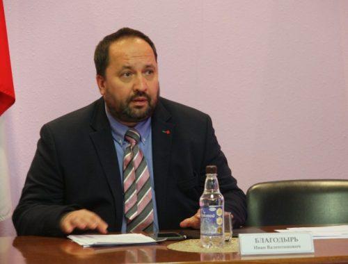 Экс-зампред правительства ЕАО Иван Благодырь приговорён к четырём годам колонии за соучастие в растрате