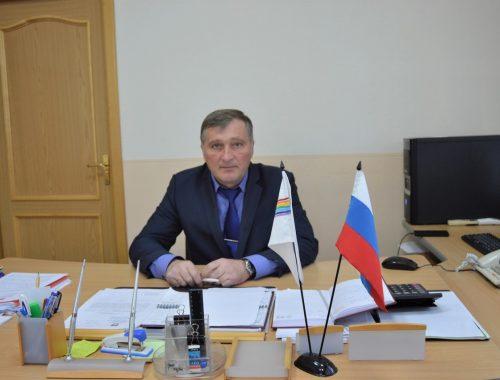 Обязанности мэра Биробиджана будет временно исполнять Андрей Пивенко