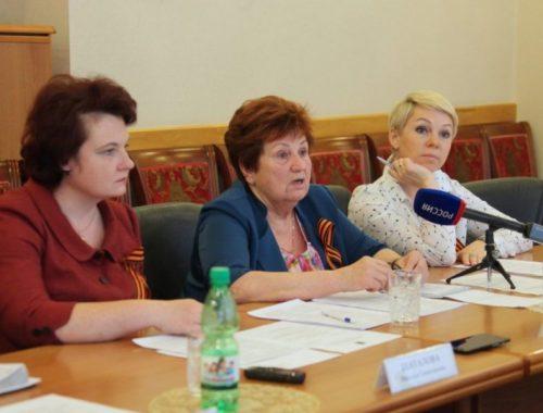 Народный фронт «понизил» в должности Наталью Шаталову и Галину Куликову