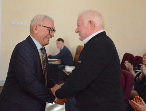 Сегодня экс-глава Биробиджанского района Евгений Сухарев отмечает 70-летний юбилей