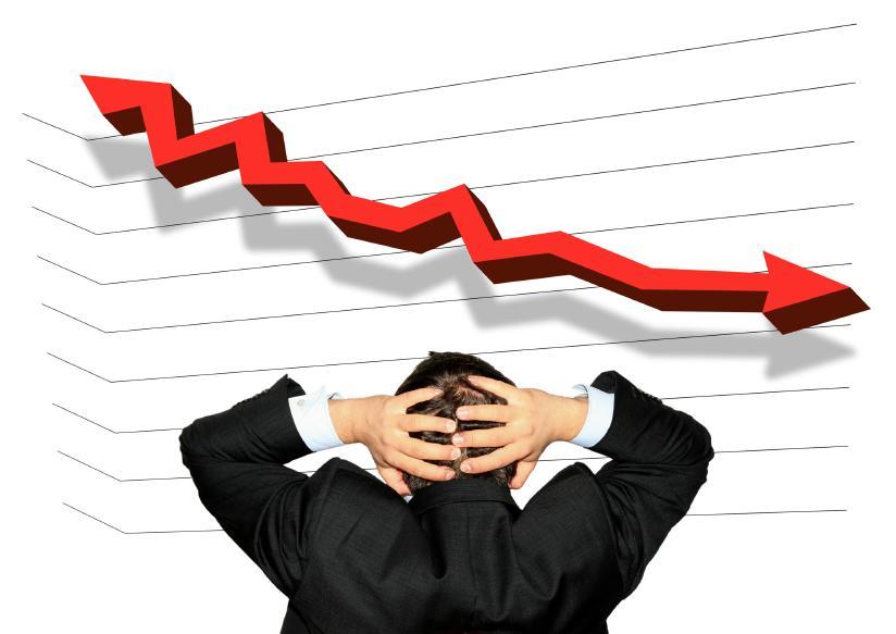 Доходы российских предпринимателей упали до минимума за 20 лет