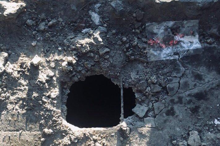 В с. Ленинское прокуратура потребовала от коммунальщиков заделать дыру в полу подъезда жилого дома
