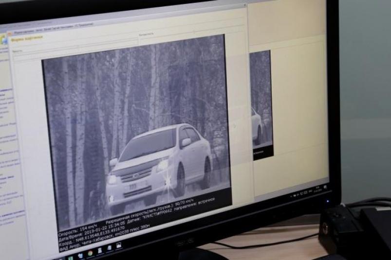 В России могут запретить частные дорожные камеры