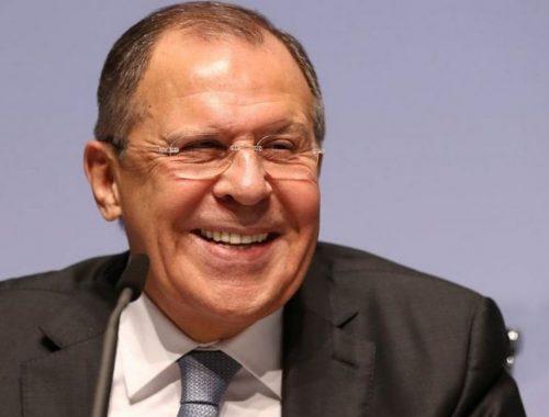 Сергей Лавров пошутил об изоляции России