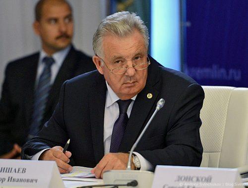 СМИ сообщили о задержании в Москве экс-губернатора Хабаровского края Виктора Ишаева