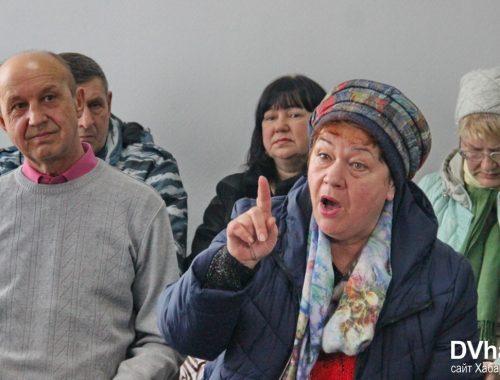 Жители поселка Приамурский возмущены «прессингом» управляющих компаний