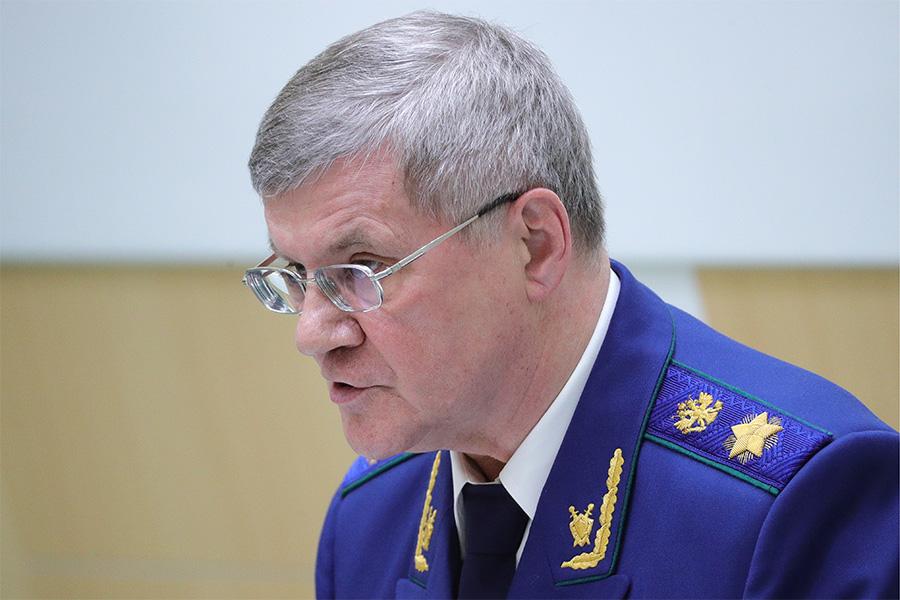 Генпрокурор РФ заявил о выросшем в два раза числе коррумпированных сотрудников ФСБ