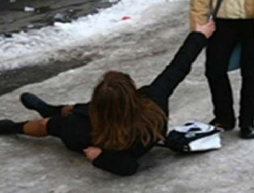 Мэрию Биробиджана оштрафовали за наледи на улицах на 100 тысяч рублей