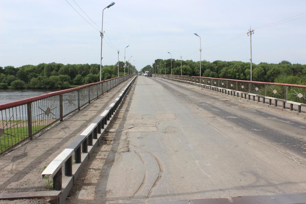 Реконструкцию старого моста в Биробиджане начнут осенью