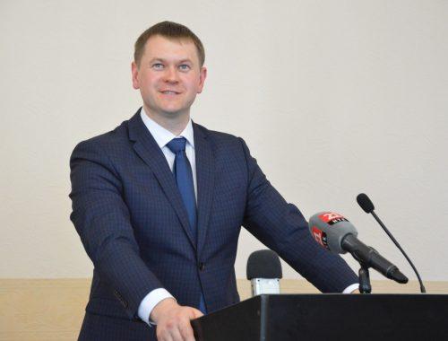 Мэр Головатый схлопотал первую «административку»