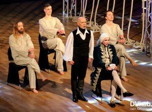 Рок-опера «Юнона и Авось» восхитила биробиджанцев