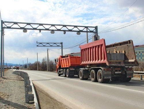 В России планируют конфисковывать машины за превышение разрешенной массы груза