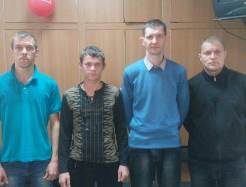 Группа активистов НПСР вступила в ряды КПРФ в Биробиджане