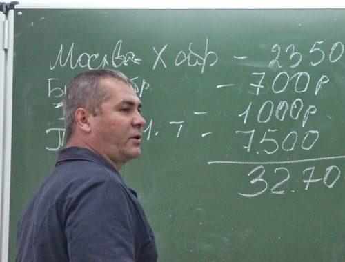 Как физрук стал «учителем математики»: участие школьников ЕАО в Президентских спортивных играх зависит от платежеспособности родителей