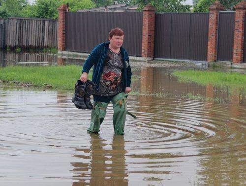 Жители пос. Партизанский-2 в Биробиджане оказались в зоне наводнения из-за равнодушия чиновников?