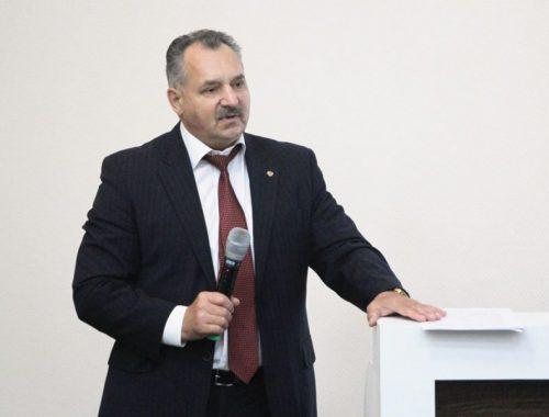 Виктор Тугаринов увольняется с должности главы отделения пенсионного фонда по ЕАО