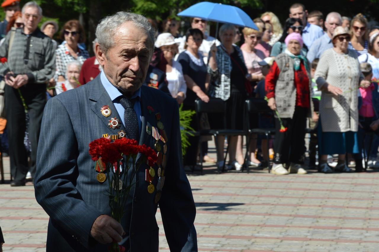 Память жертв Великой Отечественной войны почтили в Биробиджане