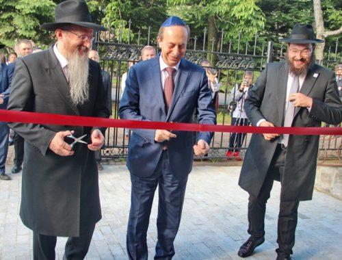 Румынского и израильского гражданства у Левинталя нет — пресс-служба правительства ЕАО