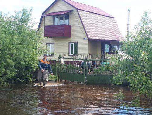 Письмо в газету: Об «эффективной» работе администрации в затопленном Биробиджанском районе
