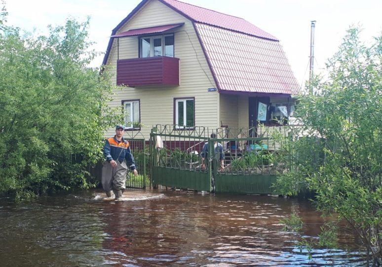 Первые выплаты пострадавшим от паводка в ЕАО поступят в конце недели