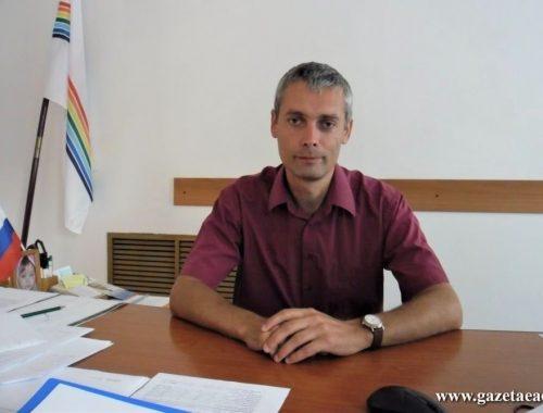 Алексей Егоров: Вопрос о выдвижении в главы Октябрьского района на новый срок я ещё для себя не решил