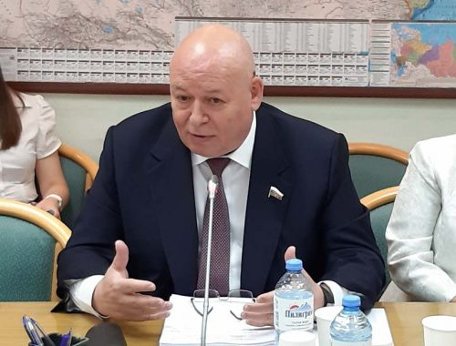 Анатолий Тихомиров оказался среди кандидатов, выдвинутых Гольдштейном в члены Совета Федерации