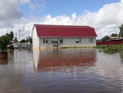 В Биробиджане пострадавшим от паводка выплатили более 52 млн рублей