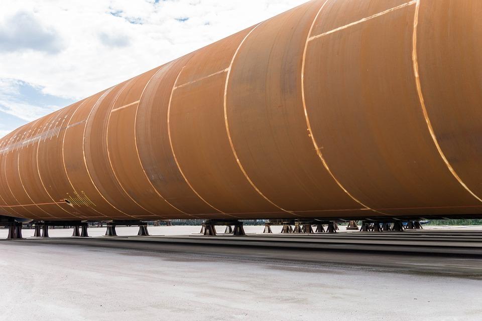 Нефтегазовый экспорт из России падает второй квартал подряд