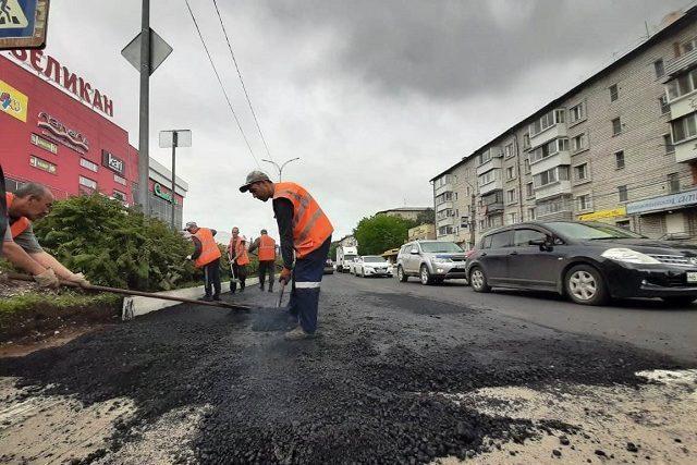 Лишиться федеральных денег на дороги может ЕАО из-за медлительности чиновников и дорожников