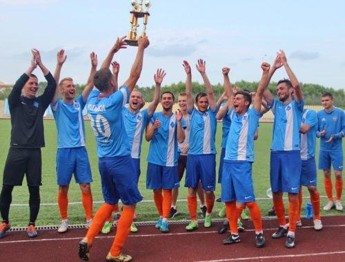 Биробиджанский «Спектр» проиграл владивостокским футболистам и не попал в число призеров дальневосточного турнира