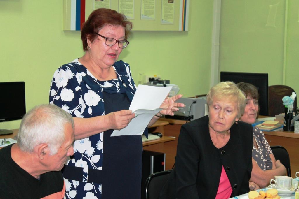 В областной библиотеке почтили память поэтессы Виктории Руссковой