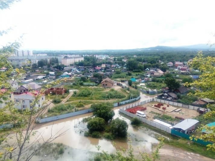 В ЕАО остаются подтопленными 111 домов