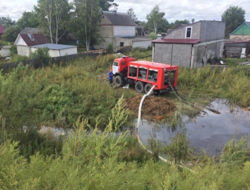 Наводнение наступает: 34 населённых пункта и свыше 150 домов затопило в ЕАО