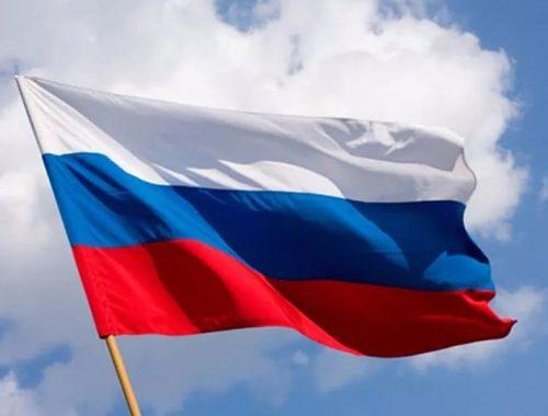 Половина россиян не знают порядок цветов на российском флаге