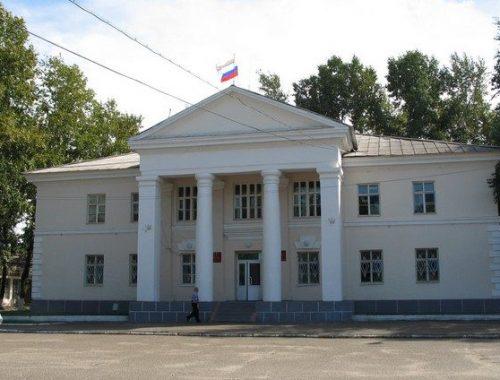 Выборы депутатов Октябрьского районного собрания — это выборы главы района